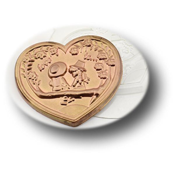 """Форма для шоколада """"Love is"""""""