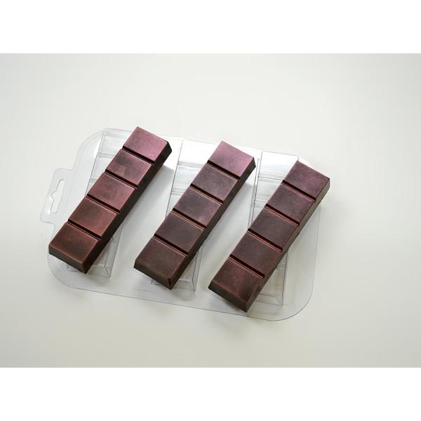 """Форма для шоколада """"Батончик простой"""""""