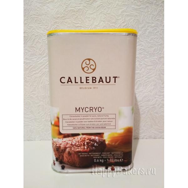 Какао масло Callebaut Mycryo, 100гр.